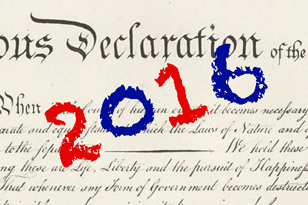 Declaration of (I)ndependents