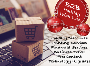 B2B Holiday Marketing: Joy To The Bottom Line