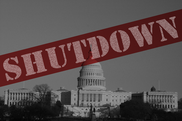 The Government Shutdown: Direct Effects