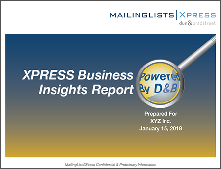 XPRESS Business Insights Report