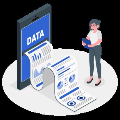 Data report amicorwr